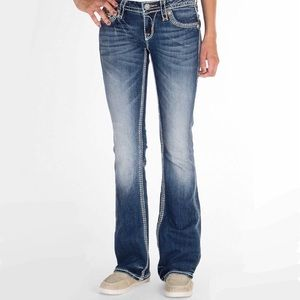 Rock Revival Kai Easy Boot Jeans Size 28